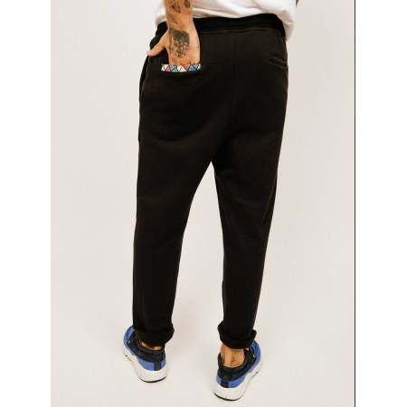 SKINNY JOGGING MAN 1 - BLACK